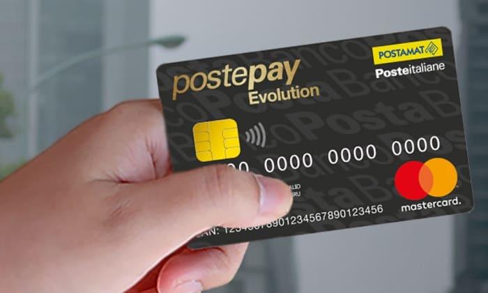 postepay evolution costi attivazione
